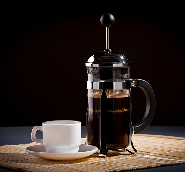 Don't over-steep your coffee